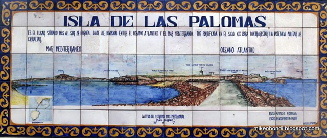 Isla de las Palomas (Isle of the Pigeons)