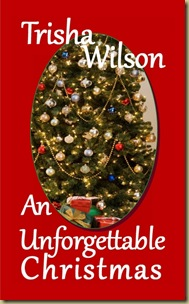 AN UNFORGETTABLE CHRISTMAS FRONT COVER PART 1
