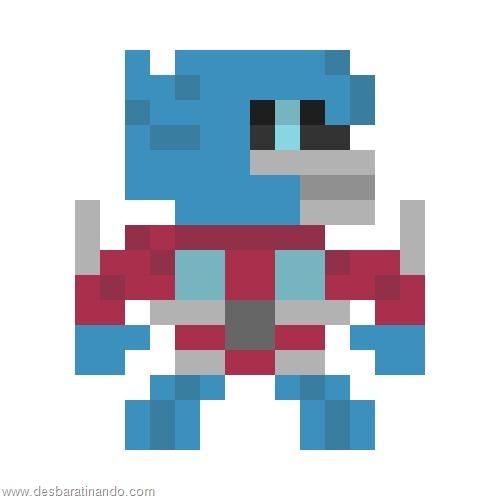 super herois e viloes em 8 bits transformers  (7)