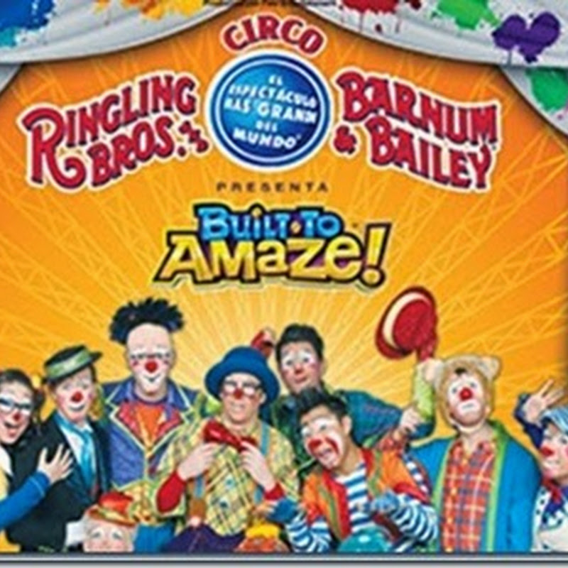 Circo Ringling Bros Barnum and Bailey en Mexico 2014: Boletos