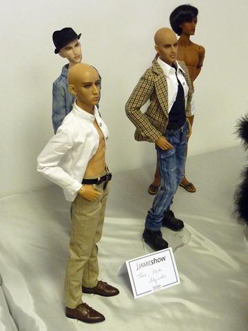 Madrid Fashion Doll Show - Jamie Show BJD 4