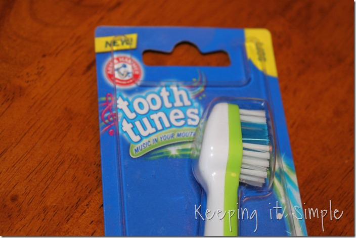 Tooth Tunes (2)