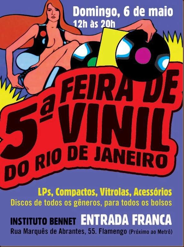 5ª Feira do Vinil