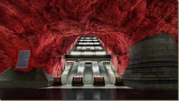 24 stations de métro stupéfiantes (22)