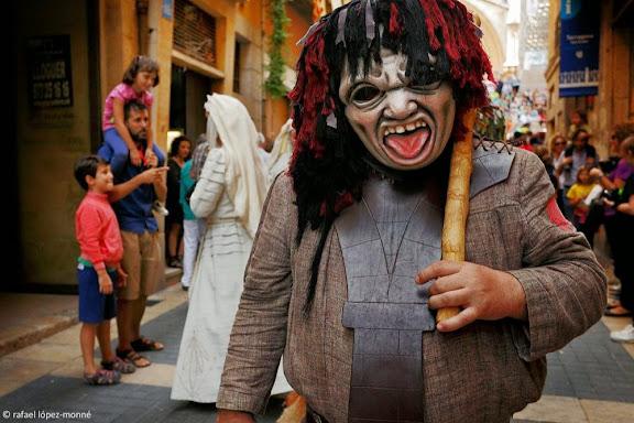 Els Set Pecats Capitals. Tornada d'Ofici, dia 23. Festes de Santa Tecla. Tarragona, Tarragonès, Tarragona