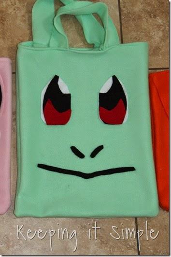 Pokemon Trick Or Treat Bags (4)