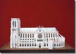 Notre Dame de Paris avant restauration
