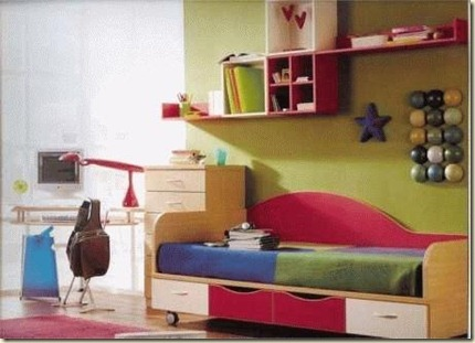muebles juveniles-