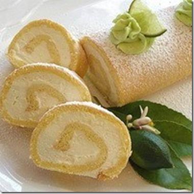 PANDUAN MEMBUAT VANILLA ROLL CAKE BRASIL