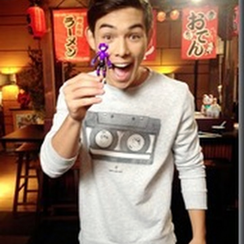 """Asian-American Teen Actor Lends Voice to Main Character in """"Big Hero 6"""""""