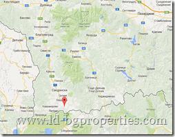 ID:1504 Двухэтажный дом с участком в селе с термальными минеральными источниками, в 16 км от бальнеокурорта Сандански