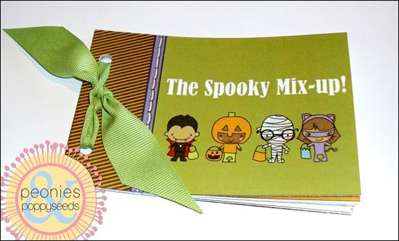 halloween flip book 3