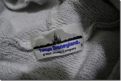 Tokyo Disneyland tag
