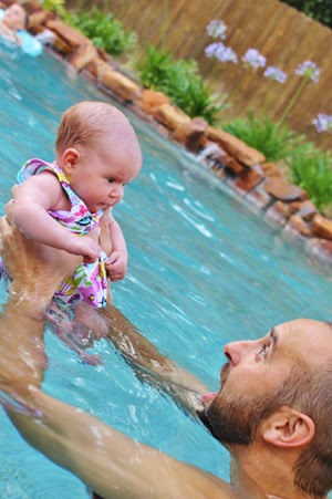 Bliss' First Swim and more! 044