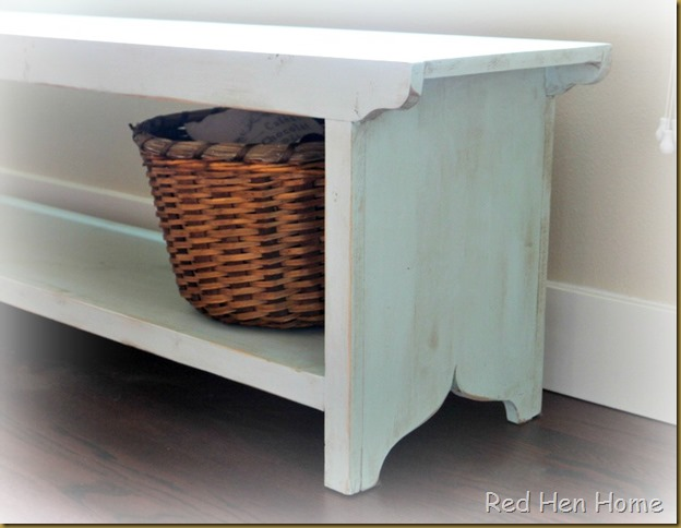  Ana White Farmhouse Bench