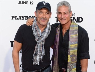 Johnny Chaillot e Greg Louganis