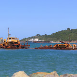 Hurricane Sinks Ship, No One Wants To Pay To Remove It, Now A Tourist Attraction - Philipsburg, St. Maarten