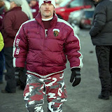 Maroon and silver and camo. Now that&#039;s Montana.