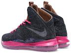 nike lebron 10 sportswear pe denim 14 03 Release Reminder: NIKE LEBRON X EXT Denim QS (597806 400)
