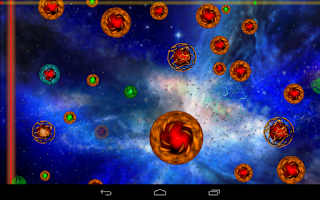 Screenshot of Big Bang full