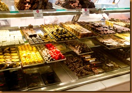 Madrid mercado chocs