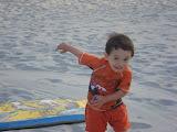 Eidan at Hazard's Beach