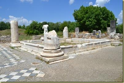 Aphrodisias Hadrian Baths