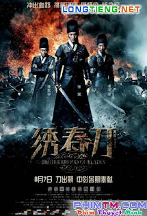 Tú Xuân Đao - Brotherhood Of Blades Tập HD 1080p Full