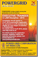 POWERGRID CLAT 2015 - IndGovtJobs