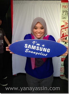 Samsung Malaysia get to know Blogger 133