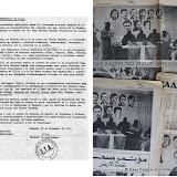 1973: communiqué et conférence de presse clandestine à Talence(33) pour la mort de Carrero Blanco