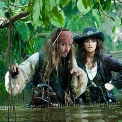 Piratas del caribe 4 Navegando aguas misteriosas: Sinopsis, Ficha, Data, Critica: Pirates of the Caribbean, On Stranger Tides