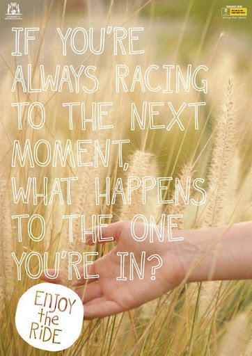 enjoy_the_ride_quote