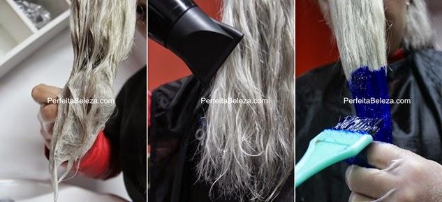 keraton azul, pontas do cabelo azul, cabelo para a copa do mundo 2014