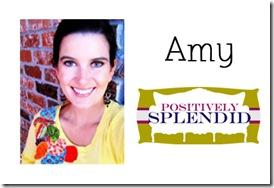 Amy Positively Splendid