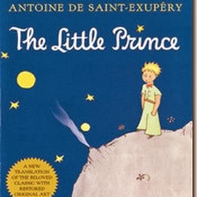 De capa em capa #5: O Pequeno Príncipe - Antoine de Saint-Exupéry