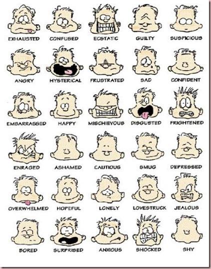 mood faces