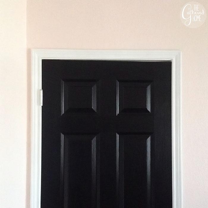 master bedroom sneak peek