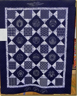 Sashiko Stitches Angela L