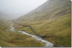 goat stream and hill