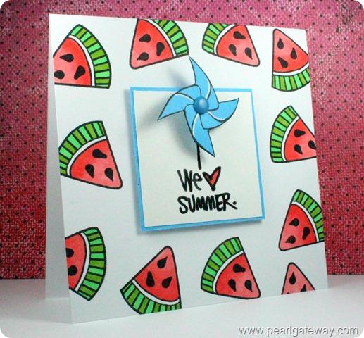 Pearl Gateway - We Love Summer