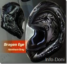 Helm INK Hitam