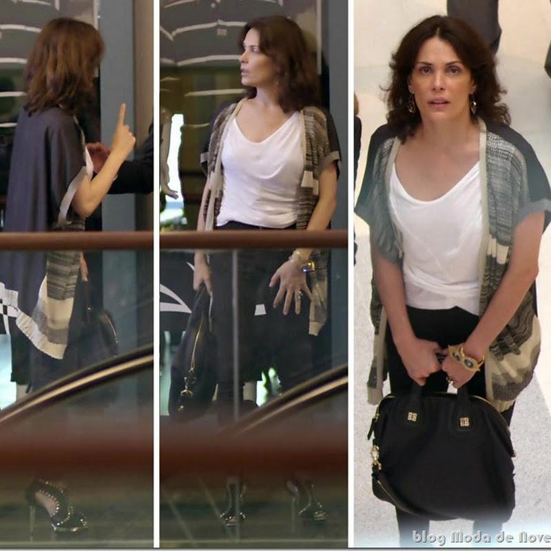 Primeiros looks de Alexia, Carminha e Ivana na novela Avenida Brasil