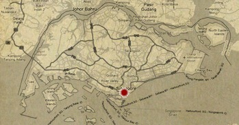 Location Map SG