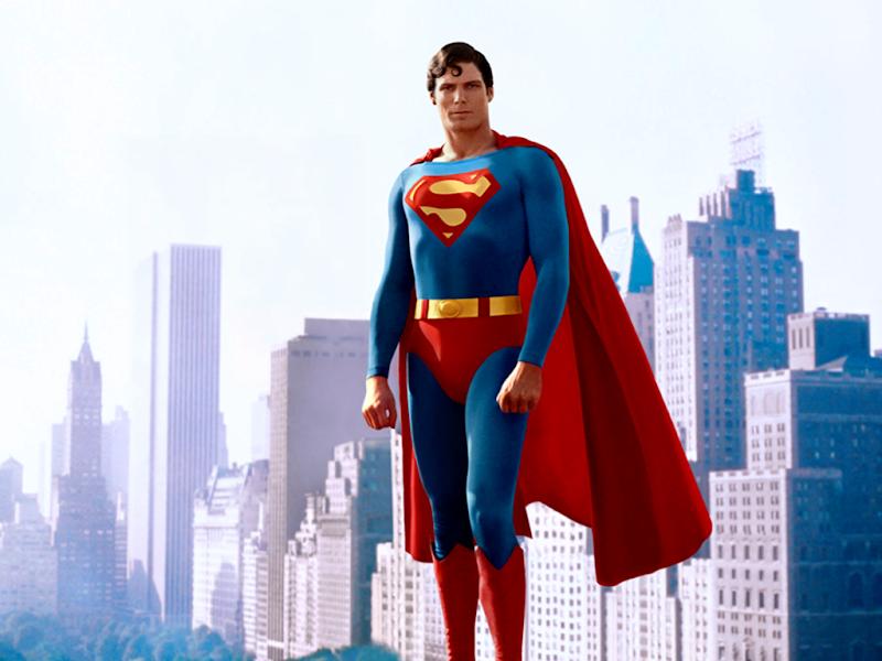 Superman tem o mais poderoso superpoder ever - www.deubandeira.com.br
