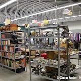 Officiële heropening Tweedekanswinkel van De Aanpakkers - Foto's Simon Koster