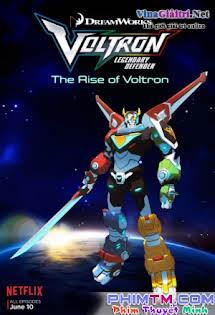 Người Máy Voltron: Dũng Sĩ Hesman - Voltron: Legendary Defender