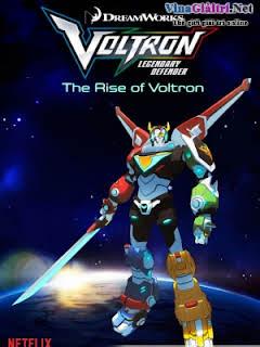 Người Máy Voltron: Dũng Sĩ Hesman