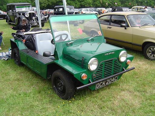 Mini Moke 1965