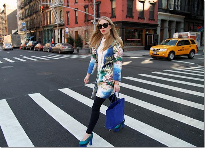 alexander wang handbag blue fashion squad